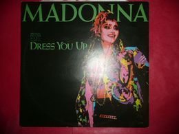 LP33 N°4586 - MADONNA - 920 369-0 - 45 Rpm - Maxi-Single