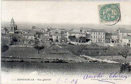 FONTVIEILLE - Vue Générale (1552 ASO) - Fontvieille