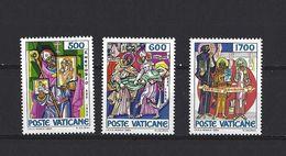 Vatican: 770/ 772 ** - Neufs