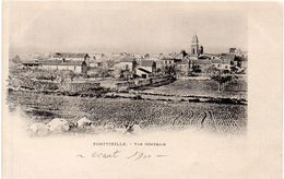 FONTVIEILLE - Vue Généeale (1555 ASO) - Fontvieille