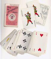 Jeu De Cartes Café JACQMOTTE - 54 Cards