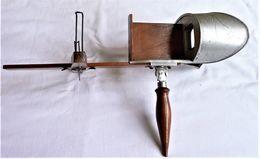 Visionneuse Stéréoscopique, Vers 1900 - Visionneuses Stéréoscopiques