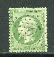 Y&T N°20 étoile De Paris N°9 P1 - 1862 Napoléon III
