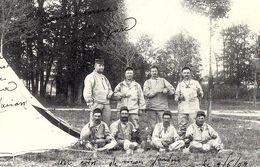 L'ARMEE FRANCAISE 1909 Bivouac   (Cartes D'Autrefois) - Autres