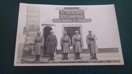 Carte Photo Soldats A Luneville - Luneville