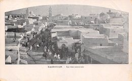 Tunisie - Kairouan - La Rue Centrale - Tunisia