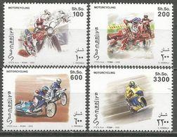 Somalia,Moto Sport 2003.,MNH - Somalia (1960-...)