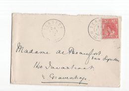 Eerbeek Grootrond - 1912 - Marcophilie