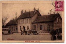 Bully-les-Mines-La Gare - France