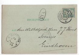 Zuidbroek Ter Apel A Grootrond - 1904 - Marcophilie