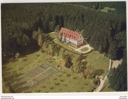 AK  Kinderheim Waisenhaus Rosenheim Luftaufnahme _Normalformat _Ansichtskarte - Rosenheim