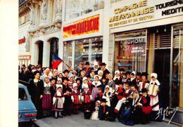 75-PARIS FOLKLORE PASTRES PASTRETOS-N°2180-A/0299 - Francia