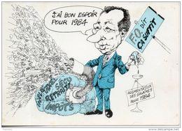 J'ai Bon Espoir Pour 1984. Grand Format - Satirisch