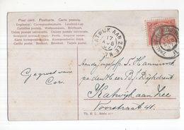 Zwaluwe Den Bosch II Grootrond - 1907 - Marcophilie