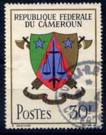 CAMEROUN - 455° - ARMOIRIES - Cameroun (1960-...)