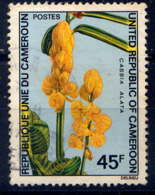 CAMEROUN - 531° - CASSIA ALATA - Cameroun (1960-...)