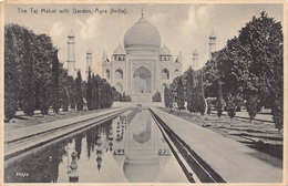 India The Taj Mahal With Garden Agra Indie   M 3616 - India