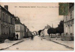 Sermaises-du-Loiret-Route D'Etampes-Les Deux Hôtels - France