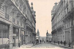 PARIS-75016-RUE ALBONI, LE METROPOLITAIN - Arrondissement: 16