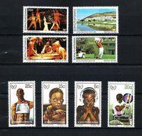 Bofutatsuana Nº 64/7-68/71 Nuevo - Bophuthatswana