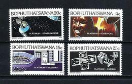 Bofutatsuana Nº 47/50 Nuevo - Bophuthatswana