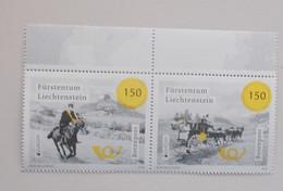 Liechtenstein 2020 Cept  PF - 2019