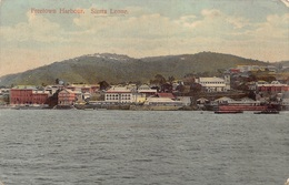Freetown Harbour Sierra Leone Afrique Africa Afrika  M 3618 - Sierra Leone