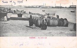 Tunisie - Sousse - Le Mole Sud - Tunisia