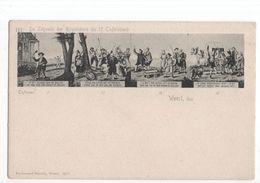 Weert - Tafereel - De Lengende Der Rogstekers - 1900 - Weert