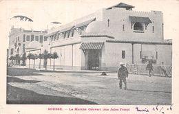 Tunisie - Sousse - Le Marché Couvert - Rue Jules Ferry - Tunisia