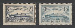 FRANCE N°299**/300** (cote 235) TTB - Francia