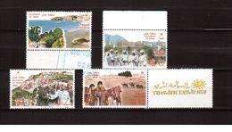 Oman-2006,(Mi.630-633), Used - Oman