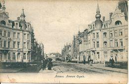 Anvers - Avenue Cogels -r - Antwerpen