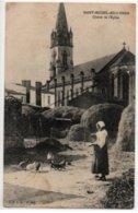 Saint-Michel-en-L'Herm-Chevet De L'Eglise - Saint Michel En L'Herm