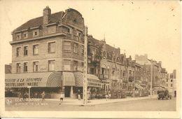Coxyde-Bains - Avenue De La Mer -r - Koksijde