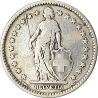 Monnaie, Suisse, 2 Francs, 1886, Bern, TB, Argent, KM:21 - Zwitserland
