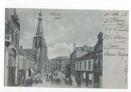 Tilburg - Markt - 1905 - Tilburg