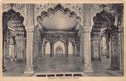 India  Indië  Diwan I Khas Fort Delhi    M 3628 - India