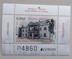 Montenegro 2017 Cept PF Blok - 2017
