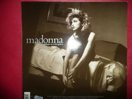 LP33 N°4591 - MADONNA - 925 181-1 - 45 Rpm - Maxi-Single