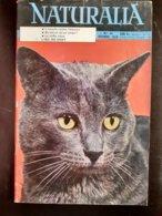 REVUE NATURALIA N° 63 Decembre 1959 La Truffe Noire Barye Chiens Savants Insectes - Animals