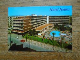 "Espagne , Mallorca , Hotel Helios """" Beaux Timbres """" - Mallorca"