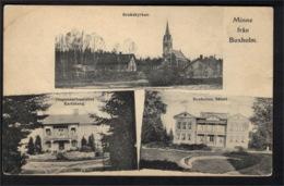 DF2422 - MINNE FRAN BOXHOLM - BRUKSKYRKAN - DISPONENTBOSTÄLLET KARLSBERG - SÄTERI - Sweden