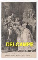DF / FAMILLES ROYALES / FRANCE / LES ADIEUX D' HENRI IV À GABRIELLE / TAPISSERIE DE BEAUVAIS AU CHÂTEAU DE PAU - Royal Families