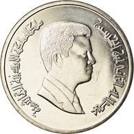 Monnaie, Jordan, Abdullah II, 5 Piastres, 2006/AH1427, SPL+, Nickel Plated - Jordanie