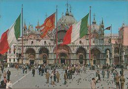 Venezia. San Marco. Non Viaggiata. Originale. Animata, Militari - Venezia