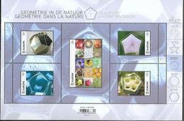 Belg. 2020 - Géométrie Dans La Nature - La Forme Pentagone ** - Belgium