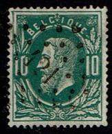30  Obl LP 421  Blandain + 30 - 1869-1883 Leopold II.