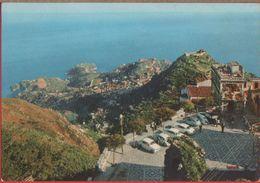 Taormina. Castelmola. Non Viaggiata. Originale - Italia