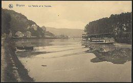 NAMUR-WEPION - La Pairelle Et Le Touriste - Namen